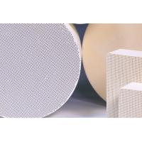 Wholesale Thin Honeycomb Ceramic Substrate , Cellular Catalyst Substrates from china suppliers