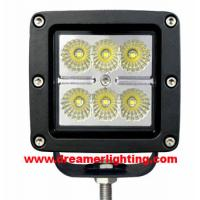 Quality 18W IP68 water-proof LED work light for sale