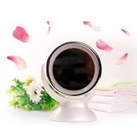 China 5 Times Magnifying Makeup Mirror With Led Lights, Personal Desktop Mirror on sale