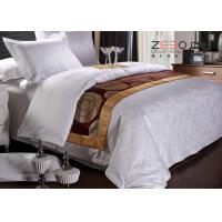Wholesale Home Hotel Bed Linen / Hotel Collection 6 Piece Comforter Set ZEBO09 from china suppliers