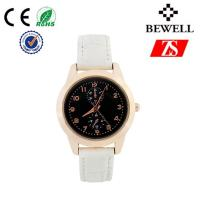 Wholesale Fashionable Unisex Alloy Watches With Leather Band 1 Year Warranty from china suppliers