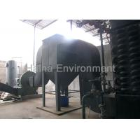 Wholesale Industrial Dust Collector , Cyclone Dust Separator For Waste Gas Treatment from china suppliers