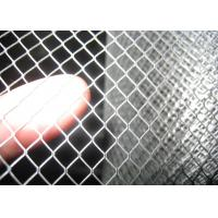 Wholesale Mini Expanded Metal Mesh Thickness 0.8mm Punching Sliver ISO9001 approval from china suppliers