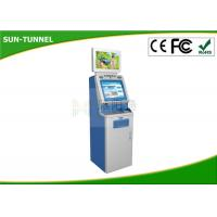 Wholesale Coin Payment Self Service Ticket Machine , Hd Automatic Payment Terminal from china suppliers