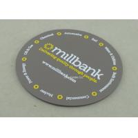 Wholesale Customized Soft PVC Coaster , Promotional 3D Plastic Coaster from china suppliers