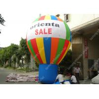Wholesale ODM Eco Friendly Outdoor Inflatable Advertising Balloons For Supermarket from china suppliers