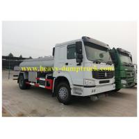 Wholesale Mini Oil Tank Truck 6.65cbm euro3 , oil delivery trucks 300 HP from china suppliers