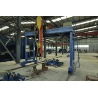 Wholesale High efficiency Light Pole Machine , High Mast Gantry welding machine for large pipe / tube from china suppliers