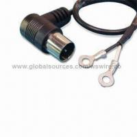 Wholesale CCTV Cables with RCA, PAL, Scart, DIN and Mini DIN Plug to DC Jack Connector from china suppliers
