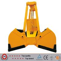 Wholesale Material Handling Electric Hydraulic Grab from china suppliers