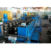Wholesale Heavy Duty Cable Tray Roll Forming Machine 400H Steel 8-15m/min Gearbox Driver from china suppliers