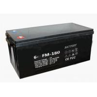 Wholesale Lightweight 12V 180Ah Battery VRLA Deep Cycling Gel Type With M8 Terminal from china suppliers