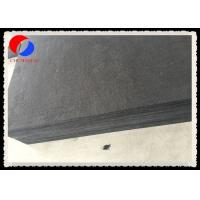 Wholesale 25MM Thickness Graphite Insulation Board , Carbon Graphite Sheet For Furnaces from china suppliers