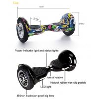 Wholesale 36V 4.4Ah Self Balancing Electric Scooter , 2 Wheel Self Balancing Electric Vehicle from china suppliers