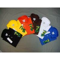Wholesale new style Lacoste men polo shirts ,100% cotton polo fashion shirts from china suppliers