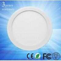 Wholesale Round Small LED Panel Light 12W High efficiency Slim Recessed LED Lights from china suppliers
