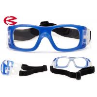 Wholesale Customized Logo Basketball Sports Glasses Protective Elastic Eye Safety Goggles from china suppliers