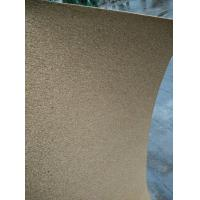 Wholesale Soundproof 200kg/m3-300kg/m3 Cork floor covering underlay/cork sheet from china suppliers