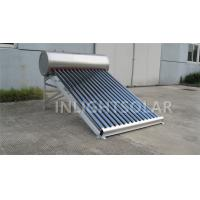 Wholesale Hot Water Non Pressurized Solar Water Heater 300 Liter With Free Standing Installation from china suppliers