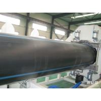 Buy cheap 315-630mm single layer/multy-layer PE pipe extrusion line from wholesalers