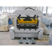 Wholesale Automatical Metal Deck Roll forming machine For Deck With Lifetime Services 16.5t from china suppliers