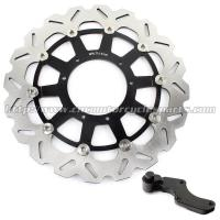 Wholesale Custom 320mm Wave Floating Motorcycle Brake Discs For motorbike from china suppliers