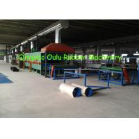 Wholesale 1-12 Hole EPDM Insulation Pipe Extrusion Line High Temperature Resistance from china suppliers