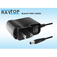 Wholesale EU Plug 12V 500mA Wall-mount Power Adapter Acoustics Power Supply DC Tip 5.5x2.5mm from china suppliers