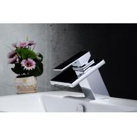 Wholesale 2014 new style bathroom taps stainless steel single handle bathroom basin faucet from china suppliers