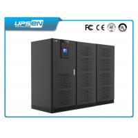 Wholesale Industrial Uninterrupted Power Supply  with 3 Phase 380Vac 400Vac 415Vac Input / Output from china suppliers