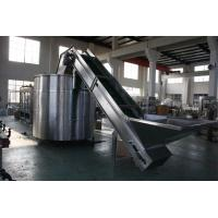 Quality Industrial Plastic Bottle Packing Machine / Bottle Unscrambler PLC Control for sale