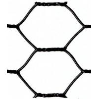 Buy cheap Black Vinyl Coated Hexagonal Wire Netting 1