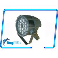 Wholesale Outdoor IP65 LED par light / led par stage lights with RGB color mixing from china suppliers