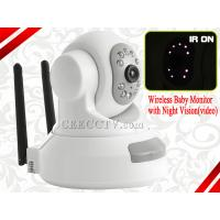 Wholesale Built-in mic 2.5 inch LCD Screen Wireless Baby Monitor with Night Vision CEE-BM03W from china suppliers