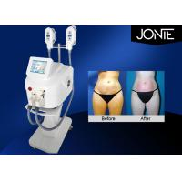 Wholesale RF Vacuum Fat Freeze Slimming Machine Skin Tightening Beauty White / Gray Device from china suppliers