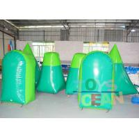 Wholesale Customized Inflatable Paintball Bunkers Inflatable Speedball Bunker Barriers from china suppliers
