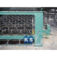 Wholesale Automatic Hexagonal Wire Netting Production Line Heavy Duty Gabion Mesh Machine from china suppliers