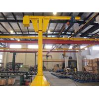 Wholesale Slew Brake Truck Mounted Boom Jib Crane 250kg Lifting Load For Machine Centre Loading from china suppliers