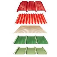 Wholesale Industrial Waterproof Prefabricated Metal Roofing Sheets, Metal Buildingwall Panels System from china suppliers
