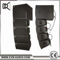 Wholesale Active Line Array 8 Inch Top Speaker 15 Inch Bass Speakers With Dsp Power Amp from china suppliers