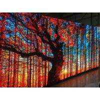 Wholesale p1.5 Small RGB HD indoor advertising screens with Aluminum alloy Material , 1,200Hz from china suppliers