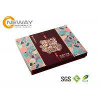 Wholesale Luxury Folding Paper Carton Packing Box Fashion OEM Design Color Printing from china suppliers