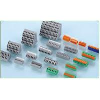 Wholesale Orange PCB Spring Terminal Block For Printed Circuit Board PCB from china suppliers