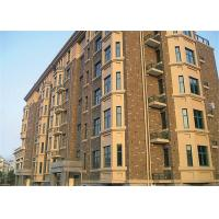 Wholesale Decorative Interior Thin Brick Panels / Wall  Building Materials With Turned Color 210*55 from china suppliers