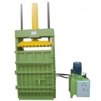 Wholesale ZM1070T100 Used clothes baler machine from china suppliers
