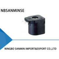 Wholesale SL134 Car / Truck Solenoid Valve Coil 12VDC Customized ISO9001 CE Certification from china suppliers