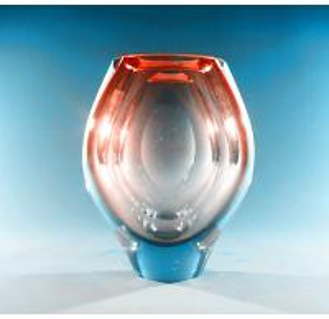 Wholesale Handblown glass flower vases , handblown glass flower jardiniere ,DJ-7010 from china suppliers