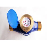 Wholesale Cold Brass Multi Jet Water Meter DN50 ISO 4064 Class B , BSP Thread from china suppliers