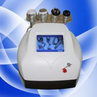 Wholesale 4 Handles In 1 Tripollar RF + Vacuum Liposuction + Ultrasonic Cavitation Slimming Machine from china suppliers