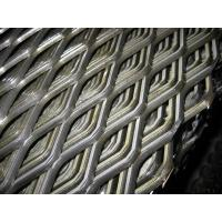 China Galvanized Steel / Aluminium Expanded Metal Mesh Panels Plain Weave Perforated Tech on sale